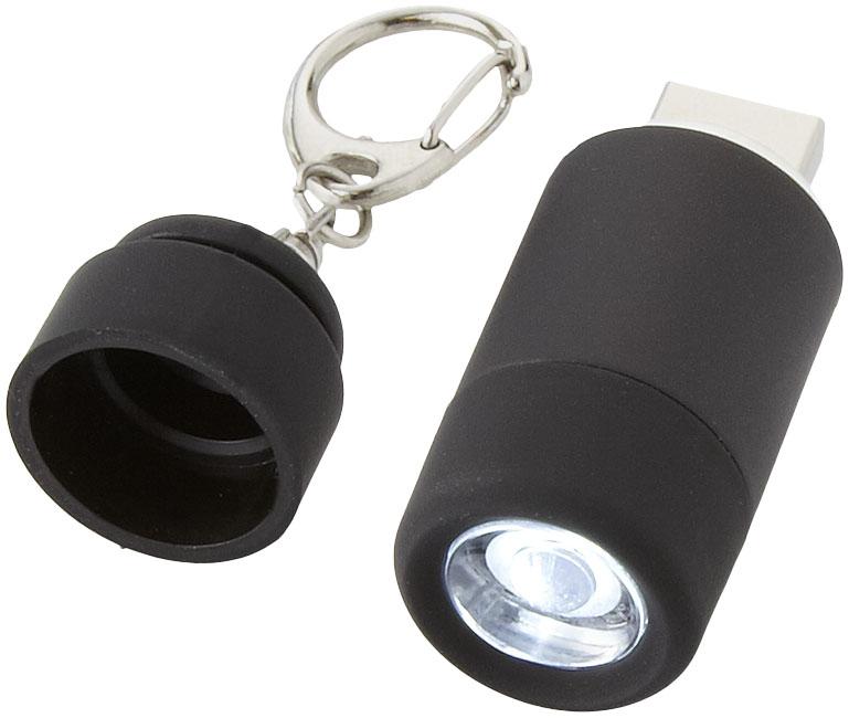 Avior oplaadbaar USB-sleutelhangerlampje