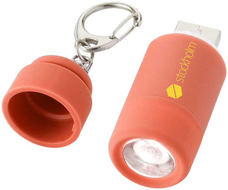 zaklamp, USB oplader, USB opladers