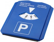 5-in-1 parkeerschijf