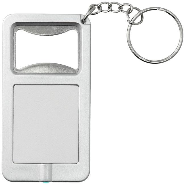 Keychain, Keychains, Key light, Key lights, Pocket torch, Pocket torches, Bottle opener, Bottle openers