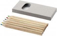 6-Delige potlodenset
