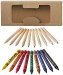 19-Delige set potloden en kleurpotloden