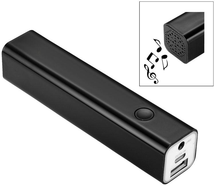 Bran Bluetooth® powerbank/speaker
