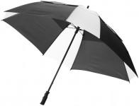"30"" Dubbellaags vierkante paraplu"