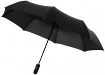 """21.5"""" Traveler 3-sectie automatische paraplu"""