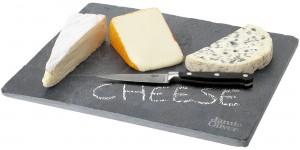 Chalk 'n cheese set