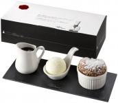 Mason 4-delige dessertset