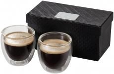 Boda 2-delige espressoset