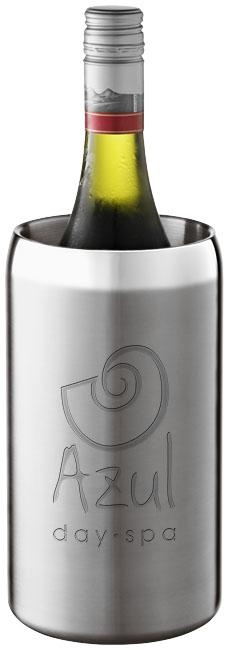 Wijnkoeler, fleskoeler, aluminium koeler