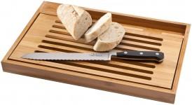 Bistro snijplank met broodmes