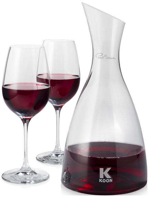 Wijn, Decanteerfles, Karaf, Glazen, Wijnglazen