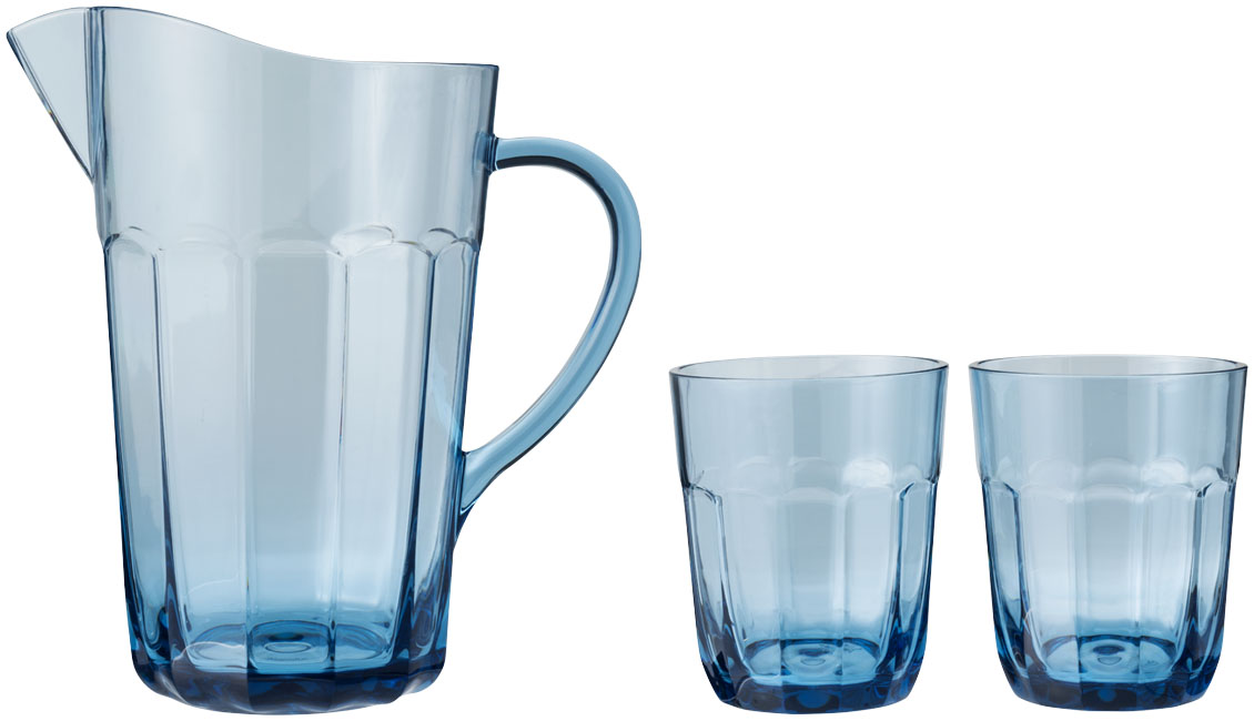 Carafes, Water bottle, Water container, Water holder, Glasses