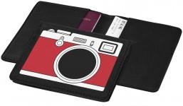 Stijlvol paspoortmapje camera