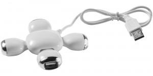 Yoga flexibele 4-poorts USB hub