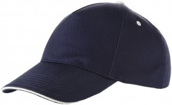 Harvey 5 panel sandwich cap