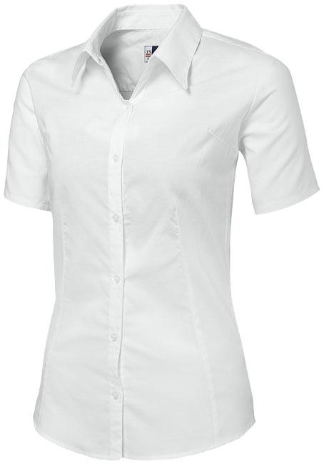 Aspen dames blouse met korte mouw
