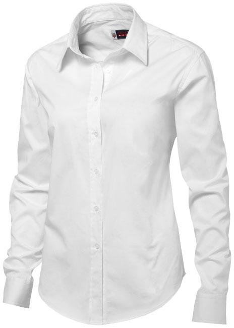 Aspen dames blouse met lange mouw