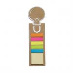 IDEA Boekenlegger met memoblaadjes  MO7804-13