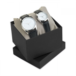 TIME FOR TWO Dames en heren horlogeset      MO7990-03