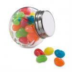 BEANDY Glazen pot gevuld met snoepjes KC7103-99