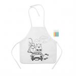 PAINT&COOK Kinder keukenschort            MO8604-06