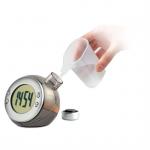 DROPPY LCD klok  op waterenergie      IT3828-16