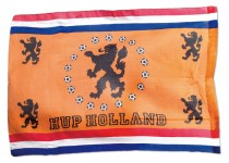 Vlag Hup Holland Hup