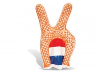 Opblaas hand Holland