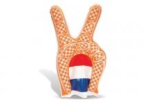 Opblaas hand Holland