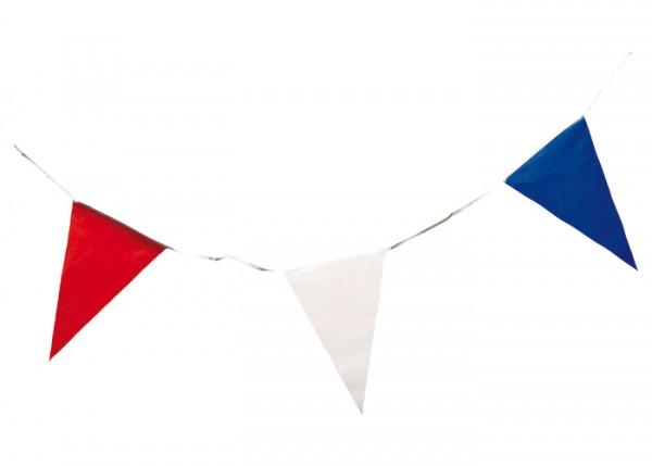 Vlaggenlijn rood