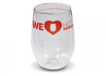 Dubbelwandig glas medium set