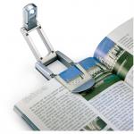 LUMIBOOK Leeslamp met wit LED licht     KC6252-14