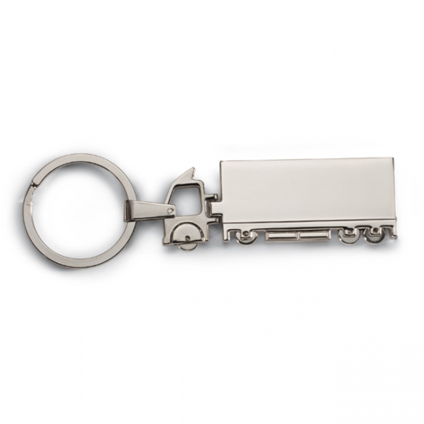 TRUCKY Metalen sleutelhanger          KC6300-14