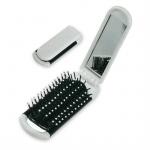 ALWAYS Opvouwbare borstel met spiegel KC5720-06