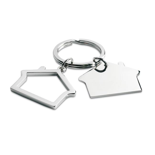 SNIPER Sleutelhanger in huisvorm      KC6486-17