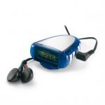 FASER Stappenteller met FM radio     KC6264-23