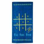 BAUMS Tic Tac Toe badhanddoek        IT2818-04