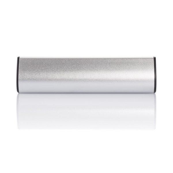 Compacte en krachtige 2200 mAh powerbank met geïntegreerd solar paneel. De solar charger is via zonne-energie of via USB op te laden. Output 5V/1A en input 5V/0.8A. Inclusief micro USB kabel.